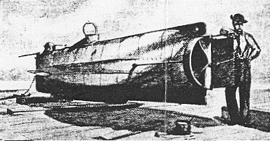 Philips Submarine Photo